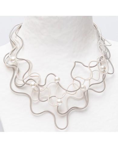 SGP LIANE Pearls silver
